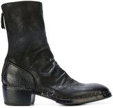 Premiata zipped boots