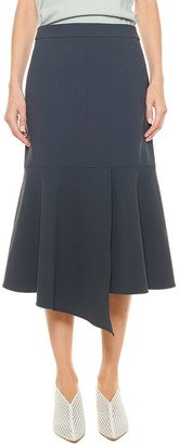 Tibi Anson Stretch Skirt