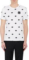Kenzo Men's Eye-Print Cotton T-Shirt