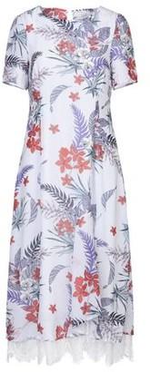 CUBIC 3/4 length dress
