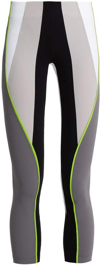 NO KA 'OI NO KA'OI Kimi colour-block performance leggings