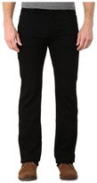 7 For All Mankind Standard in Nightshade Black Men's Clothing