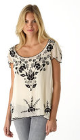 Delilah Embroidered Blouse