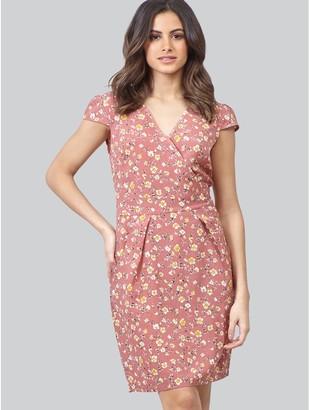 M&Co Izabel floral dress with pockets