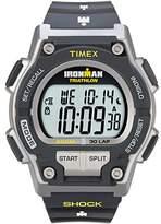 Timex Men's T5K195 Ironman Original 30 Shock Full-Size Resin Strap Watch
