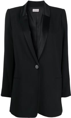 By Malene Birger Leamon tuxedo blazer