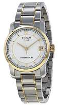 Tissot Ladies 'Watch XS Analog Automatic Stainless Steel t087.207.55.117.00