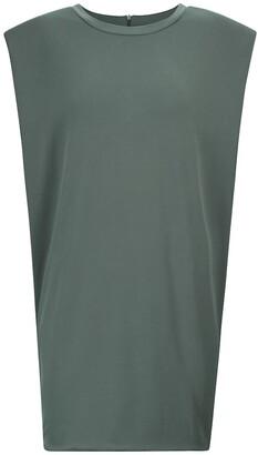 Lanston Philosophy stretch-jersey minidress
