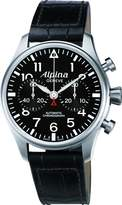 Alpina Men's AL860B4S6 Analog Display Swiss Automatic Watch