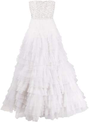Loulou Ruffled Bridal Gown