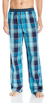 Kenneth Cole Reaction Men's Woven Pant Marine