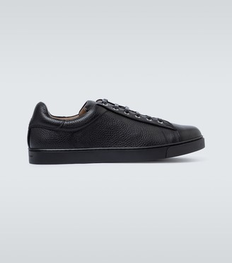 Gianvito Rossi Exclusive to Mytheresa - low top leather sneakers