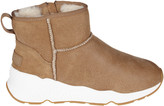 Ash Miko Shearling Lined Ankle Boots