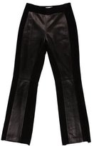 Valentino Flared Mid-Rise Pants