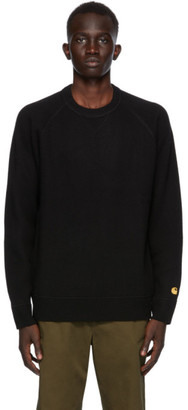 Carhartt Work In Progress Black Chase Sweater