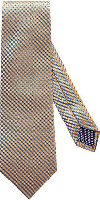 Eton Micro-Circle Silk Tie