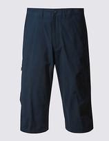 M&S Collection 3/4 Leg Trekking Shorts