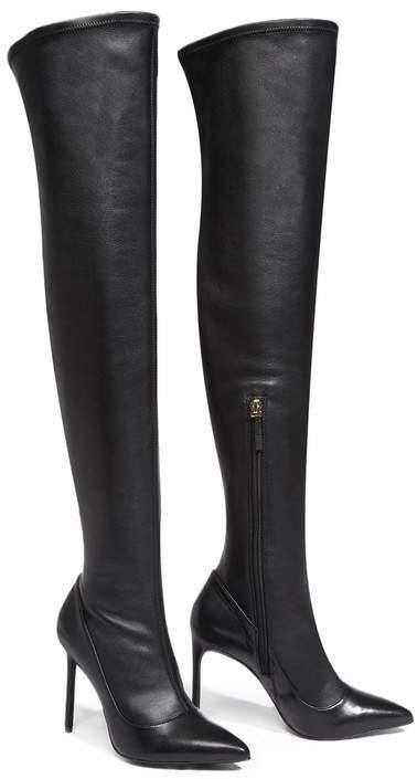 Alice + Olivia Clayvee Leather Boot