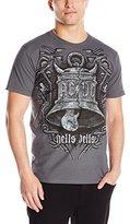 Liquid Blue Men's AC/DC Big Bells Short Sleeve T-Shirt