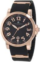 Rosegold Charles Hubert Charles-Hubert, Paris Men's 3892-RG Premium Collection Rose-Gold Stainless Steel Watch