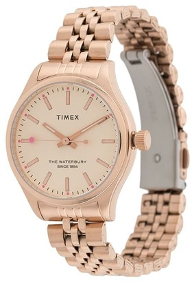 Timex Waterbury 34mm watch