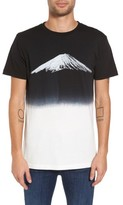 Altru Men's Mt. Fuji Dip Dye T-Shirt