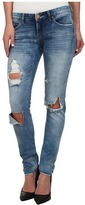 Blank NYC Denim Distressed Skinny in Good Vibes Women's Jeans