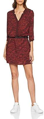 2two Women's LADELLE Party Dress, Red Burgundy, (Size: )