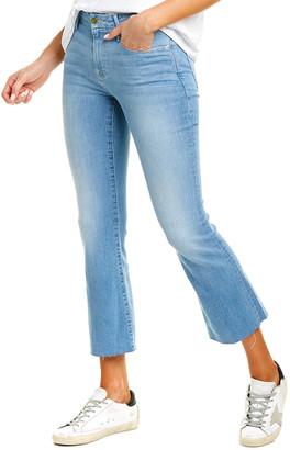 Frame Le Crop Mini Bootcut Raw Edge Jean