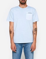 Stussy Post Modern Roots Pigment Dyed Pocket Tee