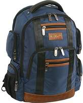 Original Penguin Peterson Laptop Backpack Fits Most 15-inch Laptop and Notebook Backpack