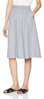 Libertine-Libertine Women's Global Skirt, (Mid Blue 4), 6 (Size: Small)