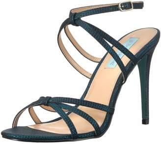 Betsey Johnson Blue Women's SB-MYLA Heeled Sandal