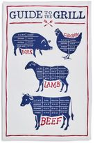 "Sur La Table Butcher's Choice Cut Kitchen Towel, 28"" x 18"""