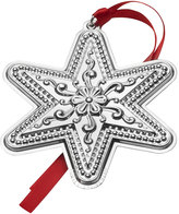 Mikasa Towle® 2017 Sterling Star Ornament 21st Edition