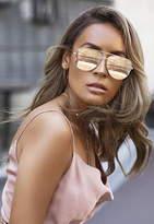 Quay x Desi Perkins High Key Mini Sunglasses