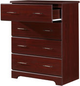 Stork Craft STORKCRAFT Storkcraft Brookside 4-Drawer Nursery Dresser - Cherry