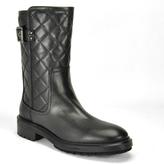 Aquatalia Layla - Lug Sole Midshaft Quilted Boot
