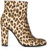 P.A.R.O.S.H. 'Cole' boots - women - Cotton/Leather - 37
