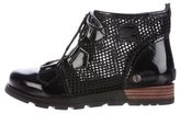 Sorel Major Lace Ankle Boots w/ Tags
