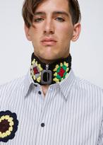 J.W.Anderson Multi Crochet Zip Neckband