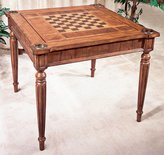 Butler Multi-Game Card Table, Finish