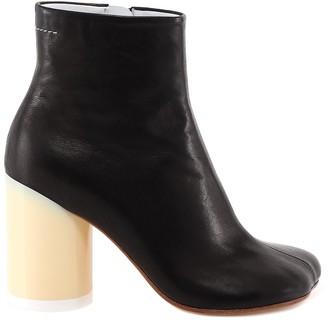 MM6 MAISON MARGIELA Anatomic-toe Ankle Boots