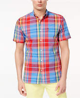 Tommy Hilfiger Men's Ramsay Plaid Shirt, Created for Macy's