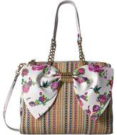 Betsey Johnson Welcome To The Big Bow
