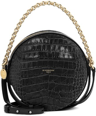 Givenchy Exclusive to Mytheresa a Eden Round leather crossbody bag