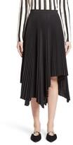Proenza Schouler Women's Pleated Handkerchief Hem Skirt