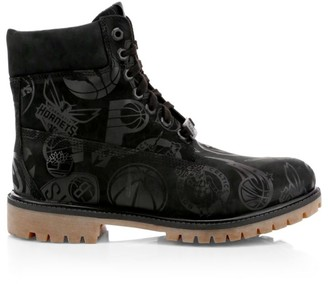 Timberland NBA East Vs West Leather Boots