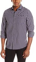 Kenneth Cole New York Kenneth Cole Men's 1 Pocket with Besom Shirt