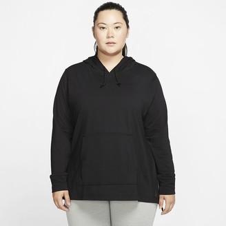 Nike Women's Hoodie (Plus Size Yoga